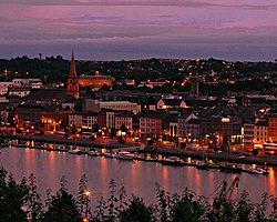 Skyline ya Waterford