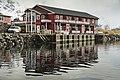 Waterfront guest house in Sildpollneset, Austvågøya, Lofoten, Norway, 2015 April.jpg