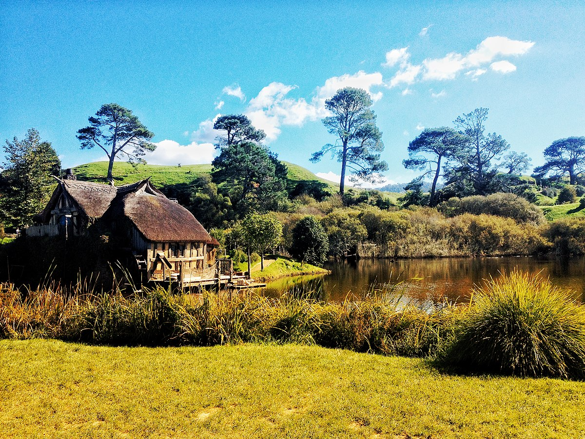 Hobbiton Movie Set Wikipedia