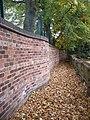 Wavy wall at Wakefield, West Yorkshire.jpg
