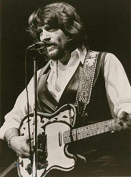 Waylon Jennings in 1974