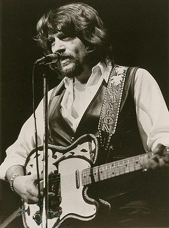 Dreaming My Dreams (Waylon Jennings album) - Jennings c. 1973-4