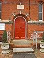 Weeley Street Methodist Church, Doorway - geograph.org.uk - 1578996.jpg