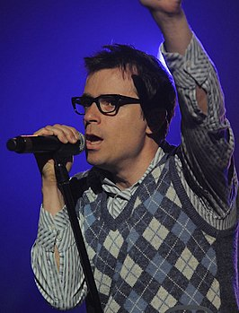 Rivers Cuomo in 2010