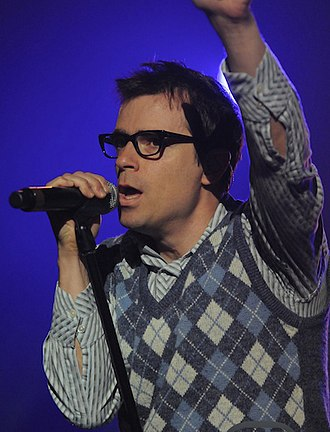 Back to the Shack - Rivers Cuomo (pictured) co-wrote the song.