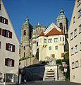 Weingarten - Zugangsbereich zur Basilika St. Martin.jpg