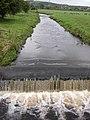 Weir on the River Calder - geograph.org.uk - 1503300.jpg