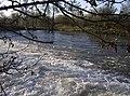 Weir outfall - geograph.org.uk - 331793.jpg