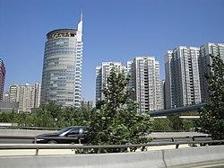 Weiyang over pass,xi'an,China - panoramio.jpg