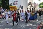 Welfenfest 2013 Festzug 094 Historische Marienkirche.jpg