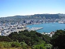 Veduta di Wellington