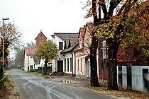 Werben (Spreewald), die Schulstraße.jpg