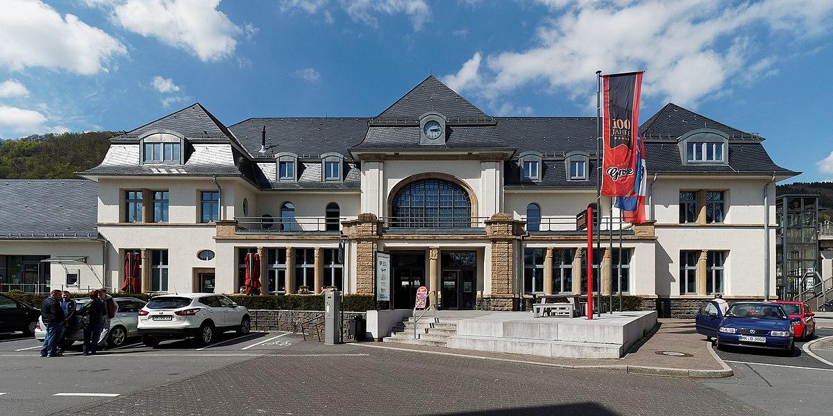 Von Siegen Bahnhof Nach Cafe Del Sol