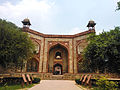West Gate to the Humayun's Tomb enclosure, New Delhi, India (11).jpg