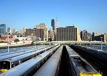 West Side Yard Wikipedia