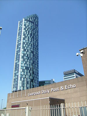 Liverpool City Centre - West Tower