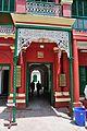 Western Entrance - Maharshi Bhavan - Jorasanko Thakur Bari - Kolkata 2015-08-04 1765.JPG