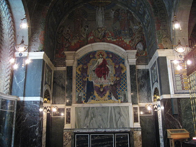 Holy Souls Chapel