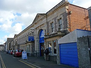 Weston-super-Mare Museum - Image: Weston Super Mare Museum (geograph 2813469)