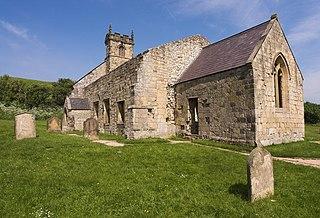 Wharram Percy human settlement in United Kingdom