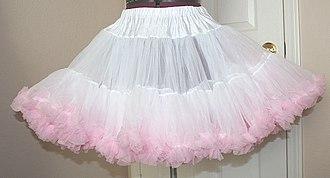 Petticoat - Modern petticoat