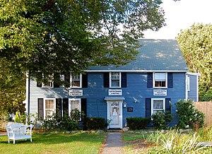Whittemore House (Gloucester, Massachusetts) - Image: Whittemore House