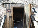 Wickenbug Vulture Mine-Entrance to Vulture Mine Shaft.jpg