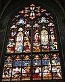 Wien-Alsergrund, Votivkirche, Bleiglasfenster.JPG