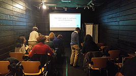 WikiDonne's SIS course in Rome 08.jpg