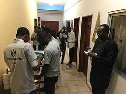 Wiki Loves Africa 2019 Launch Event in Benin 03.jpg