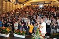 Wikimania 2011 - Closing ceremony (123).JPG