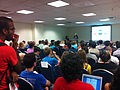 Wikimania 2012, Education I Session bis.JPG