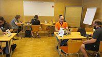 Wikimedia Hackathon 2017 IMG 4309 (33946949593).jpg