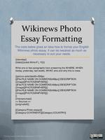 Wikinews Photo Essay Formatting.pdf