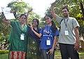 Wikipedia - a union of diverse talents (WCI2011 Mumbai).jpg
