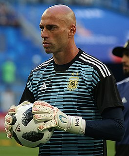 Argentine association football player
