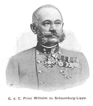 Prince William of Schaumburg-Lippe - William of Schaumburg-Lippe in 1901