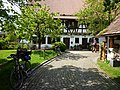 Wilhelmsdorf - Museum für bäuerliches Handwerk und Kultur,Fachwerkhaus.jpg