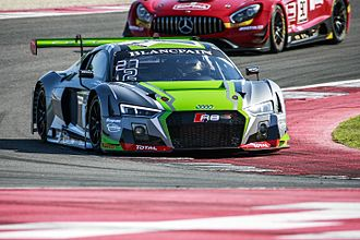 Will Stevens - Will Stevens races in the 2017 Blancpain Endurance Series with Belgian Audi Club Team WRT.