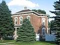 William Culbertson House, Mechanicsburg, blue sky.jpg