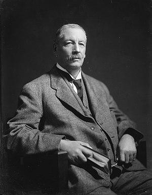 William Herries - William Herries in 1921