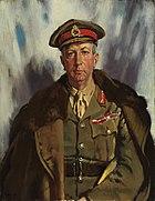 William Orpen - Sir Arthur Currie