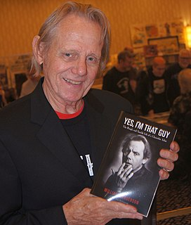 William Sanderson American character actor