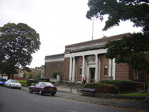 Williamson Art Gallery and Museum - Image: Williamson Art Gallery & Museum, Birkenhead geograph.org.uk 71216