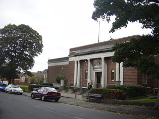 Williamson Art Gallery and Museum Art gallery and museum in Wirral, England