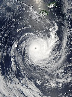 Cyclone Wilma Category 4 South Pacific cyclone in 2011