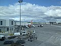 Window view from waiting area in Glasgow International Airport 08.jpg