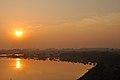 Winter Solstice Sunset - Kolkata 2011-12-22 7685.JPG