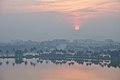 Winter Solstice Sunset - Kolkata 2011-12-22 7713.JPG