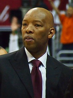 Sam Cassell American basketball player